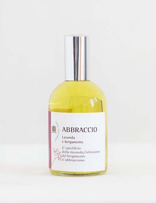 Abbraccio: Spray per Aromaterapia -Olfattiva