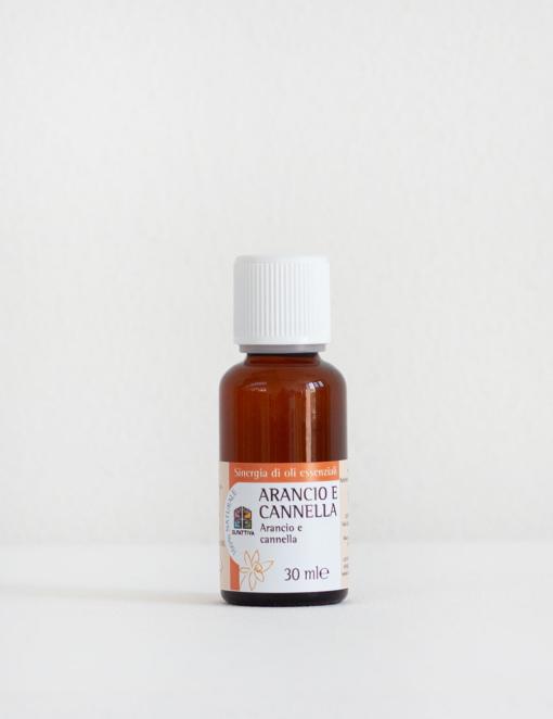 Olio essenziale per diffusori: Arancio e Cannella - 30 ml - Olfattiva