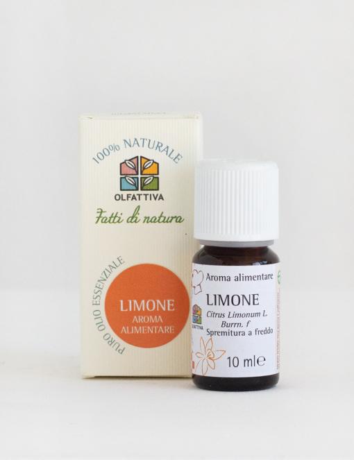 aroma alimentare limone