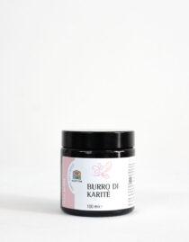 Burro di Karitè: viso, mani, corpo - 100 ml - Olfattiva