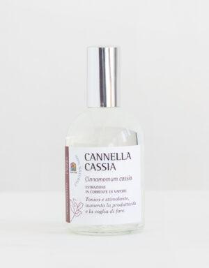 Cannella Cassia: Spray per Aromaterapia con Olio essenziale -Olfattiva