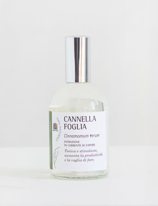 Cannella Foglia: Spray per Aromaterapia con Olio essenziale -Olfattiva