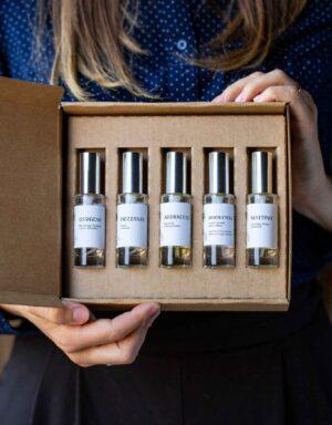 Cofanetto con Spray per Aromaterapia - Olfattiva