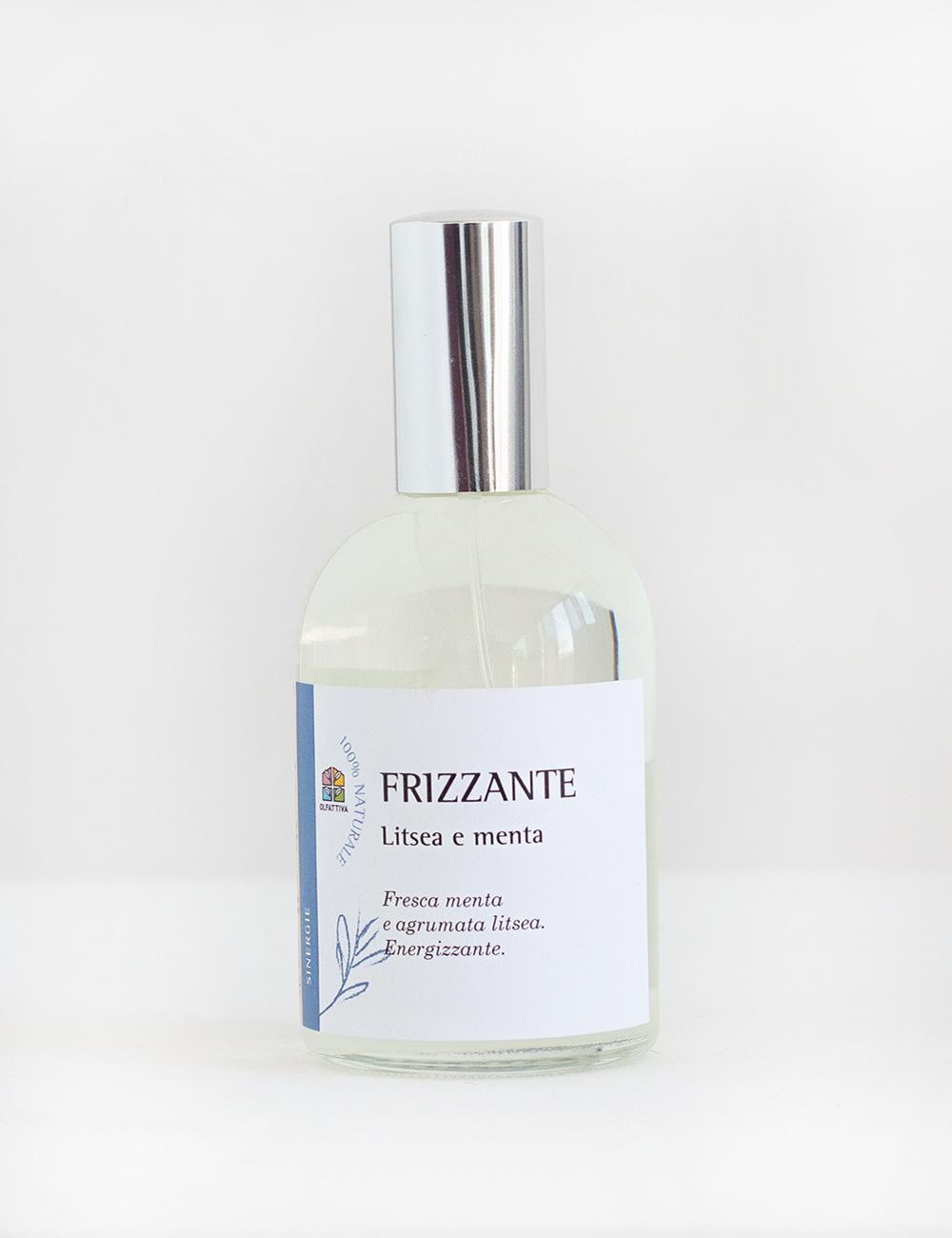 Frizzante: Spray per Aromaterapia -Olfattiva
