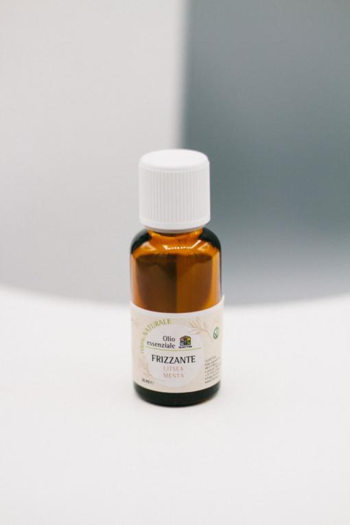 olio essenziale frizzante ricarica 30 ml
