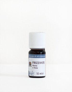 Sinergia di oli essenziali: Frizzante - 10 ml - Olfattiva