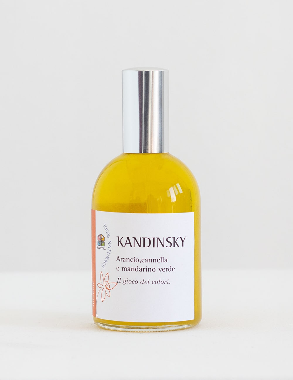 Kandinsky: Spray per Aromaterapia -Olfattiva