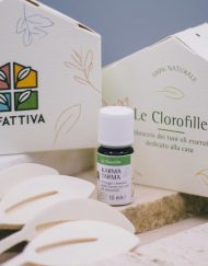 le clorofille olfattiva