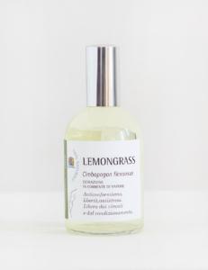 Lemongrass: Spray per Aromaterapia con Olio essenziale -Olfattiva