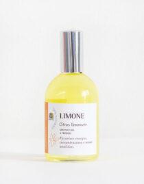 Limone: Spray per Aromaterapia con Olio essenziale -Olfattiva
