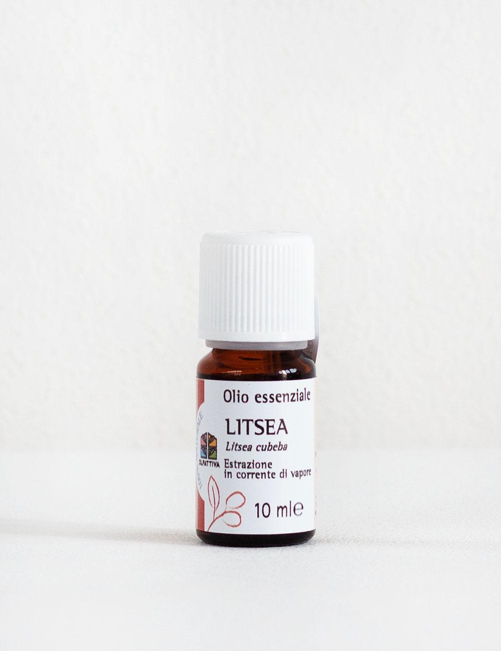 Olio essenziale di Litsea - 10 ml - Olfattiva