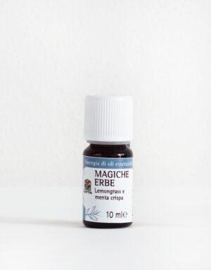Sinergia di oli essenziali: Magiche Erbe - 10 ml - Olfattiva