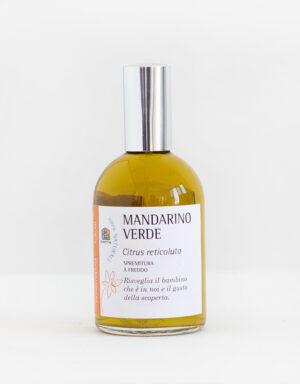 Mandarino Verde: Spray per Aromaterapia con Olio essenziale -Olfattiva