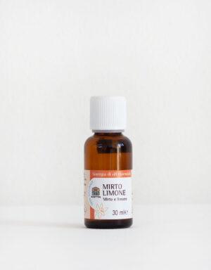 Olio essenziale per diffusori: Limone e Mirto - 30 ml - Olfattiva