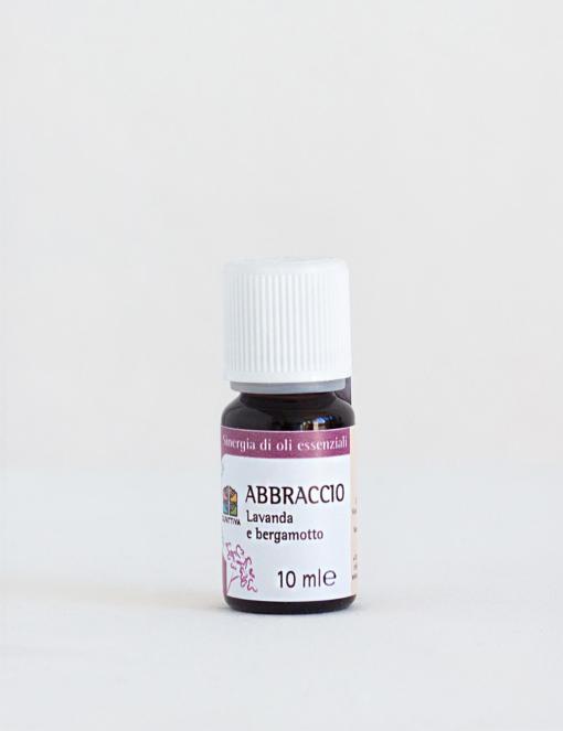 Olio essenziale di Lavanda e Bergamotto: Abbraccio - 10 ml - Olfattiva