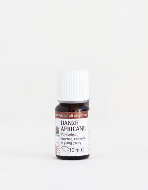 Sinergia di oli essenziali: Danze Africane - 10 ml - Olfattiva