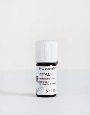 Olio essenziale di Geranio - 5 ml - Olfattiva