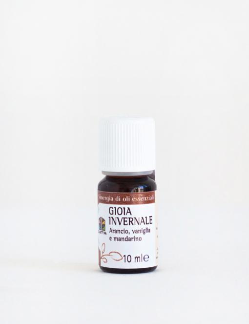 Sinergia di oli essenziali: Gioia Invernale - 10 ml - Olfattiva