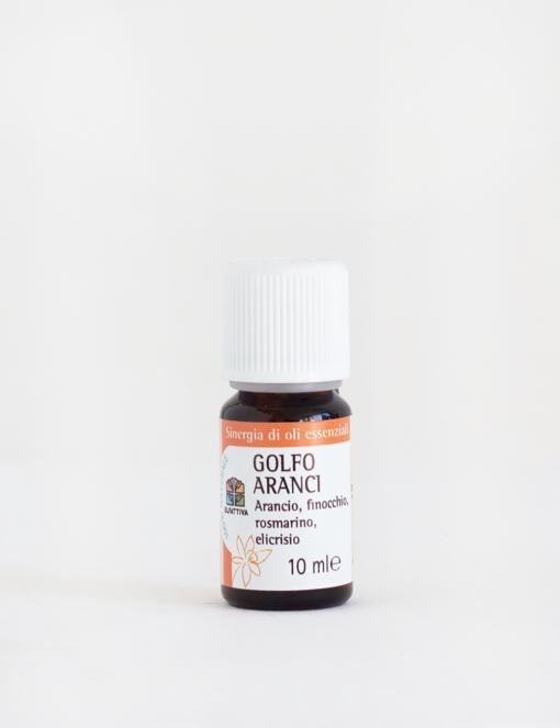 olio essenziale golfo aranci