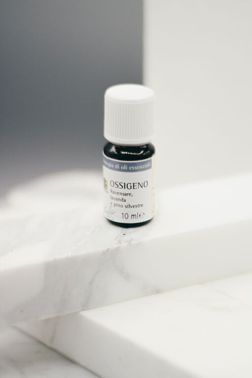 olio essenziale ossigeno