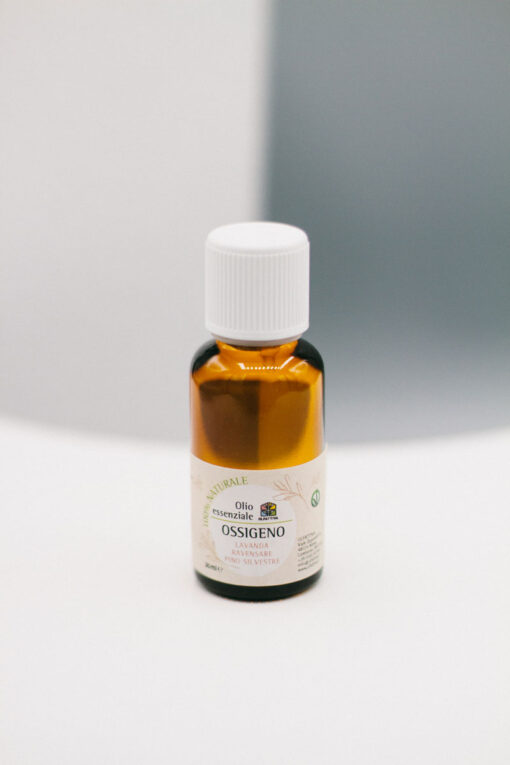 ossigeno ricarica 30 ml