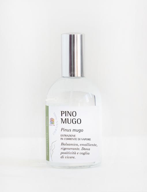 Pino Mugo: Spray per Aromaterapia con Olio essenziale -Olfattiva