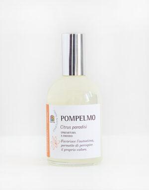 Pompelmo: Spray per Aromaterapia con Olio essenziale -Olfattiva