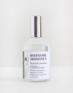 Ravensare Aromatica: Spray per Aromaterapia con Olio essenziale -Olfattiva