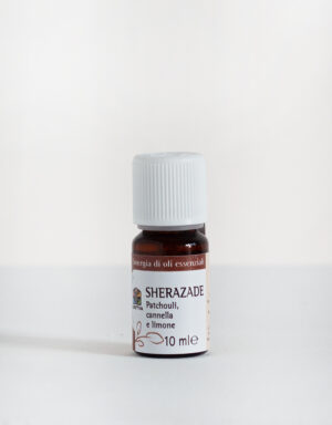 Sinergia di oli essenziali: Sherazade - 10 ml - Olfattiva
