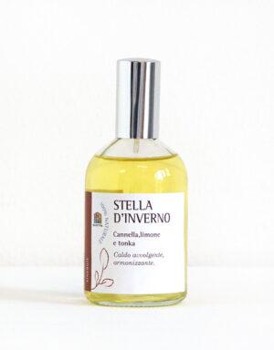 Profumo Naturale Stella d'Inverno: con Oli Essenziali - Olfattiva