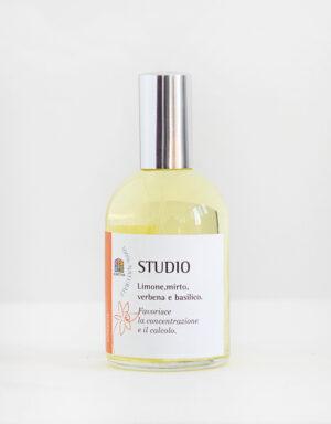 Studio: Spray per Aromaterapia -Olfattiva