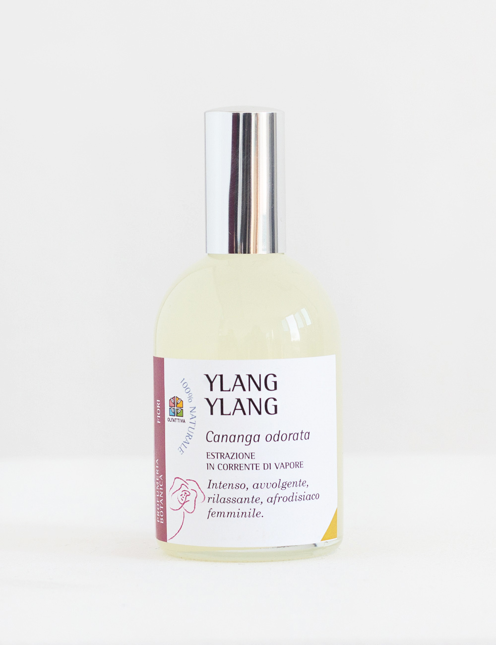 Profumo Naturale Ylang Ylang:  con Oli Essenziali - Olfattiva
