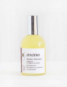 Zenzero: Spray per Aromaterapia con Olio essenziale -Olfattiva