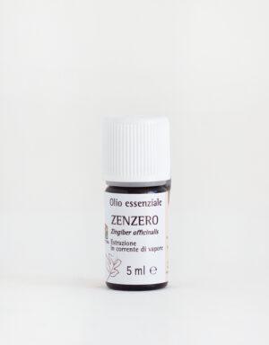 Olio essenziale di Zenzero - 5 ml - Olfattiva