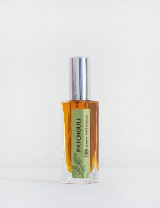 Profumo al Patchouli: con Vero Olio Essenziale - 30 ml - Olfattiva