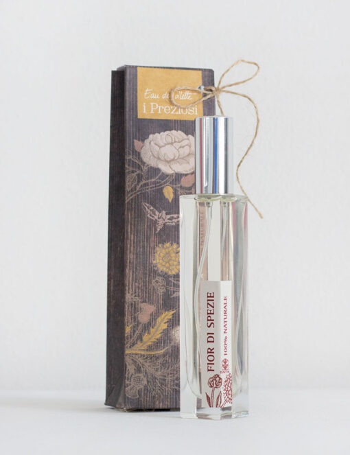 Fior di Spezie: profumo con Pompelmo e Ylang - 50 ml - Olfattiva