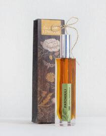 Profumo al Patchouli: con Vero Olio Essenziale - 50 ml - Olfattiva