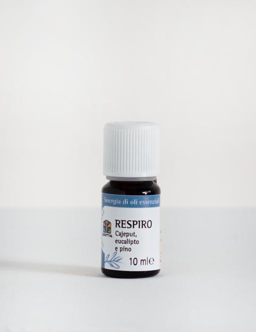 Sinergia di oli essenziali: Respiro - 10 ml - Olfattiva