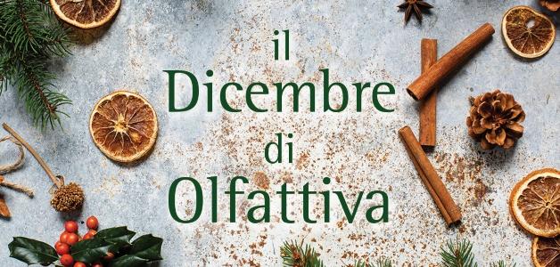 il dicembre di olfattiva