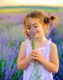 Oli essenziali per bambini