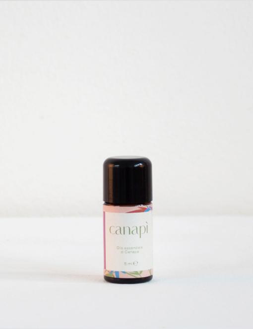 Olio essenziale di Canapa Sativa - 5 ml - Olfattiva