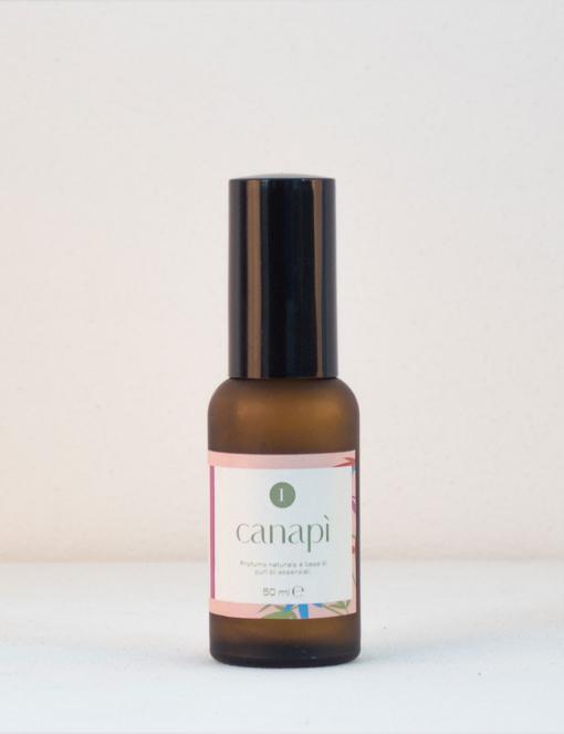 Profumo alla Canapa: con Vero Olio Essenziale - 30 ml - Olfattiva