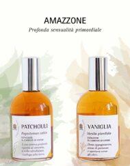 Vaniglia e Patchouli: Profumo in 2 aFasi - Olfattiva