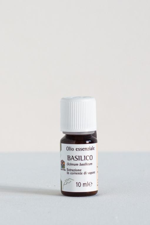 Olio essenziale di Basilico - 10 ml - Olfattiva
