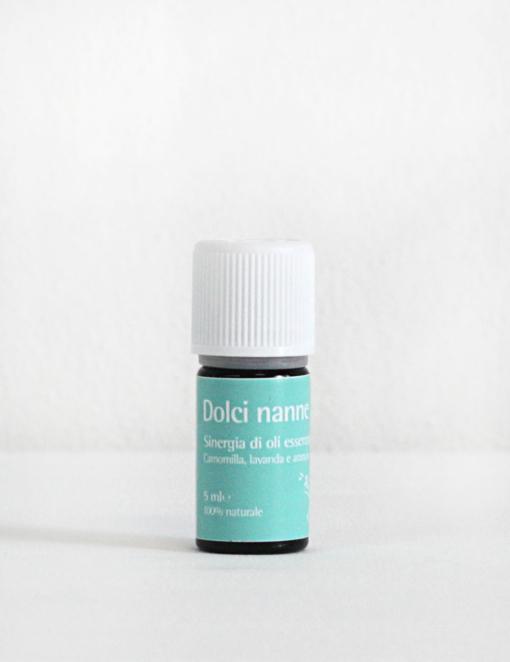 Olio essenziale per sonno e relax: Dolci Nanne - 5 ml - Olfattiva