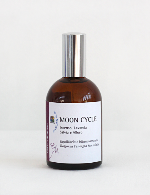 Moon Cycle: Spray per Aromaterapia -Olfattiva