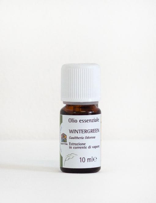 Olio essenziale di Wintergreen - 10 ml - Olfattiva