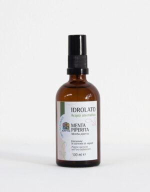 Idrolato di Menta Piperita - 100 ml - Olfattiva
