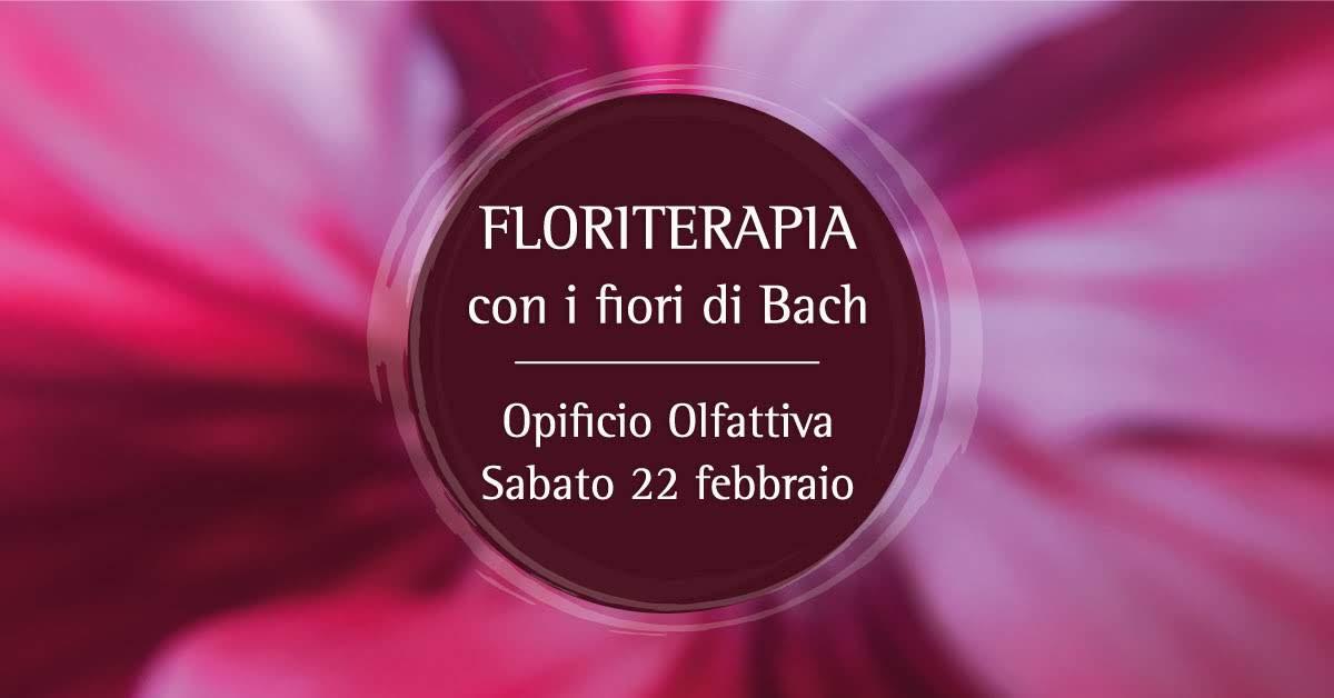floriterapia con i fiori di bach