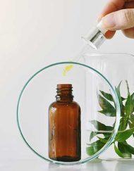 Oli essenziali antibatterici e antivirali